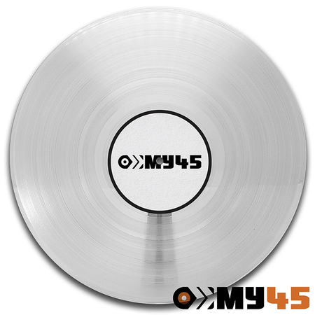 7 Vinyl without color (transparent) (ca. 42g)