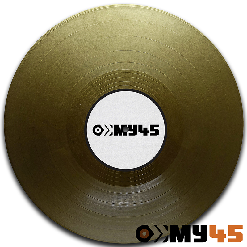 7 Vinyl gold opaque (ca. 42g)