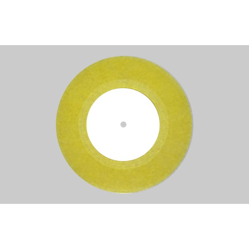 7 Vinyl yellow clear (ca. 42g)