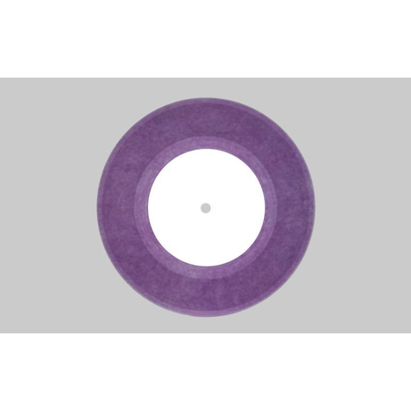 7 Vinyl violet clear (ca. 42g)