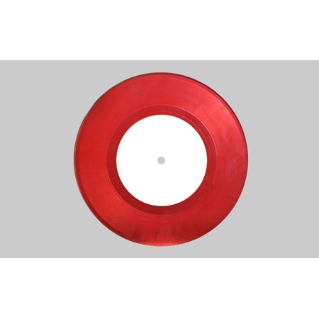 7 Vinyl red clear (ca. 42g)