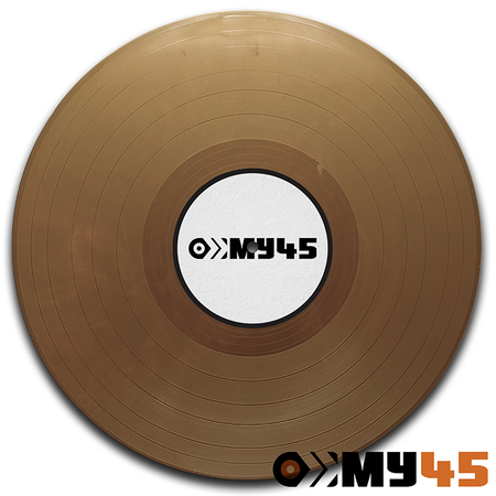 12 Vinyl brown opaque
