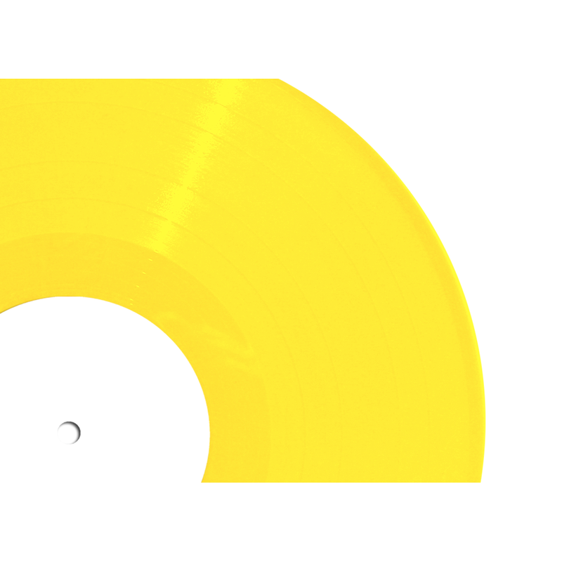 12 Vinyl yellow clear