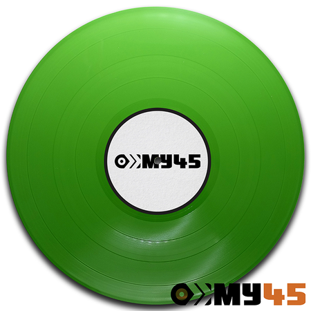 12 Vinyl light green opaque