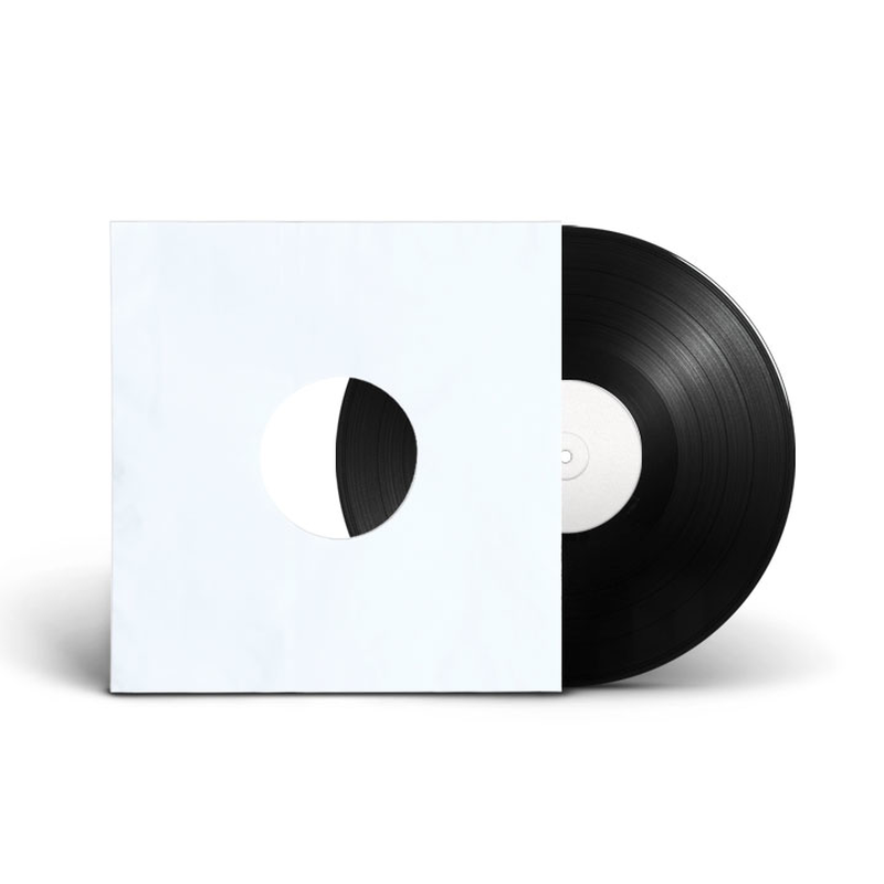 No Testpressing (only available for Repressing Orders)